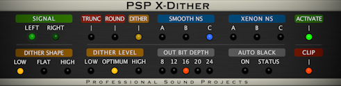 PSP_X-Dither
