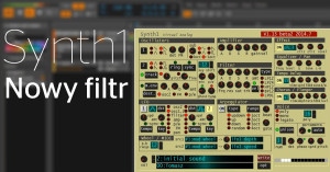 Synth1 - nowy filtr