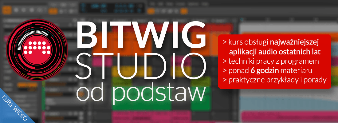 Bitwig Studio tutorial
