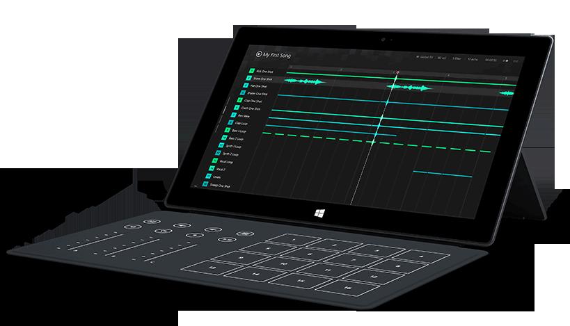 Surface-Music-Kit