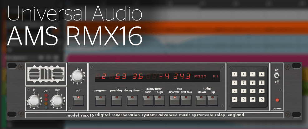 universal audio ams rmx16
