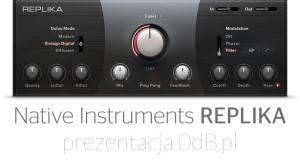 Native Instruments Replika
